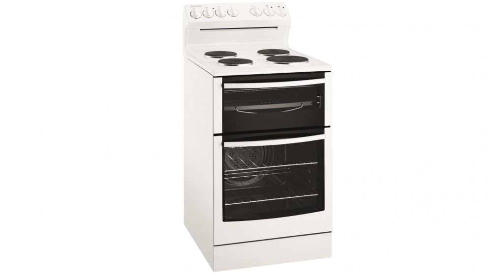 Westinghouse 54cm Freestanding Cooker with Solid Hob