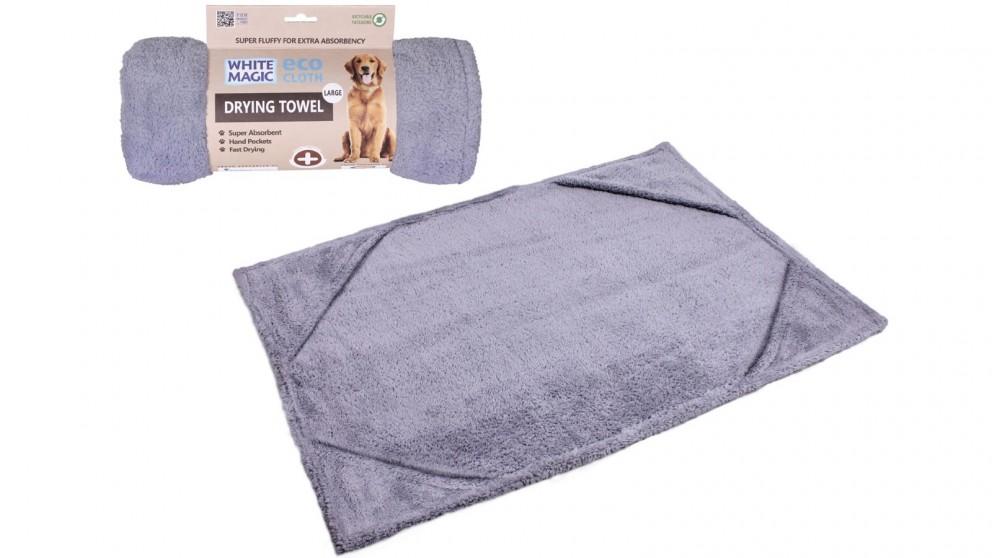 White Magic Drying Towel - Large