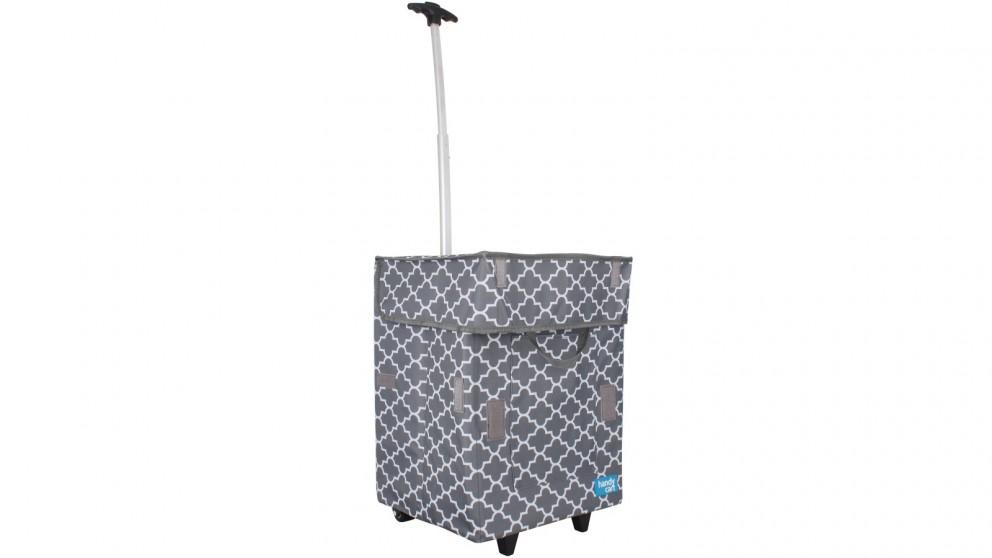 White Magic Morrocan Regular Handy Cart - Platinum