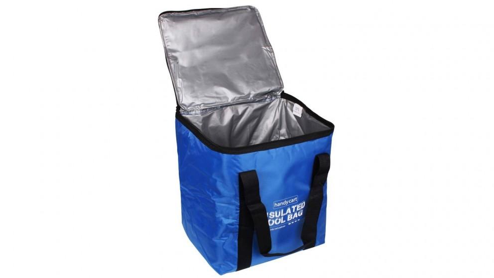 White Magic Handy Cart Insulated Coolbag Regular