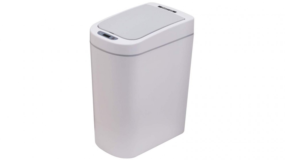 White Magic Kitchen Benchtop Sensor Scrap Bin - 7L