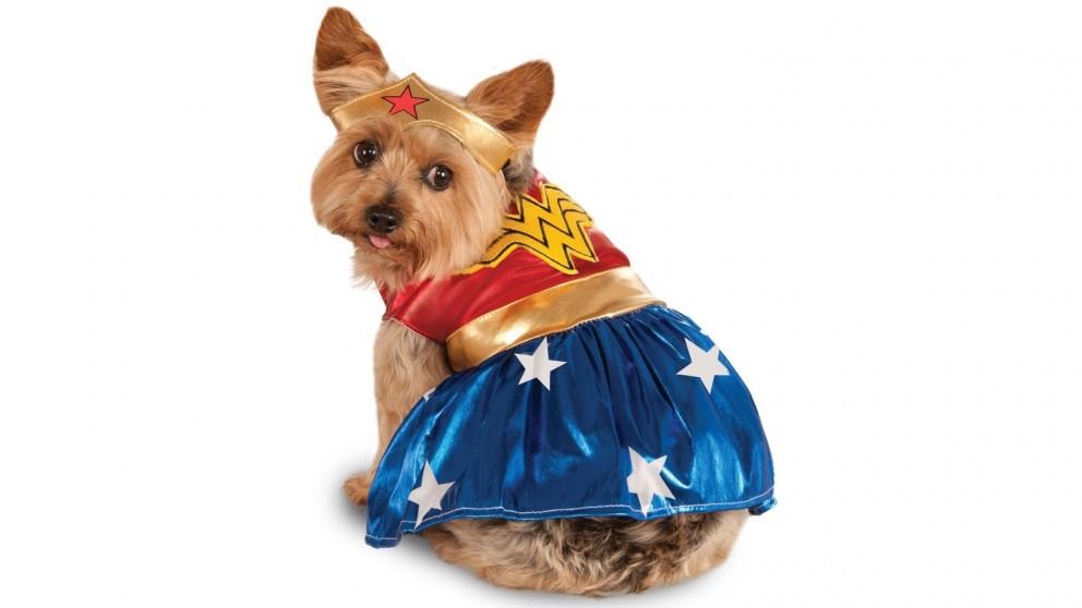 Wonder Woman Pet Costume