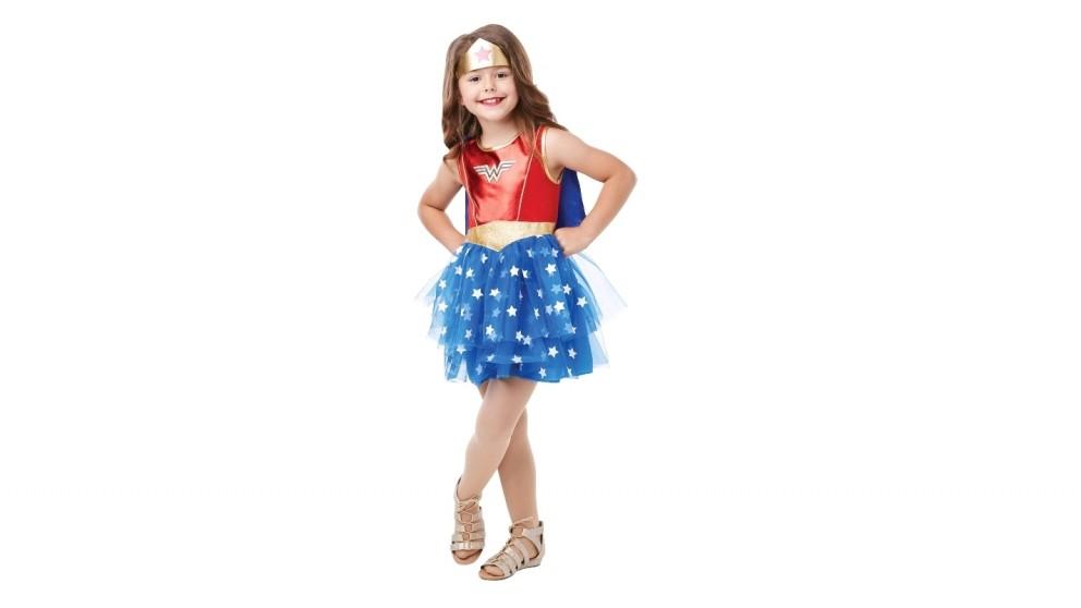 Wonder Woman 6-8 years old Child Costume