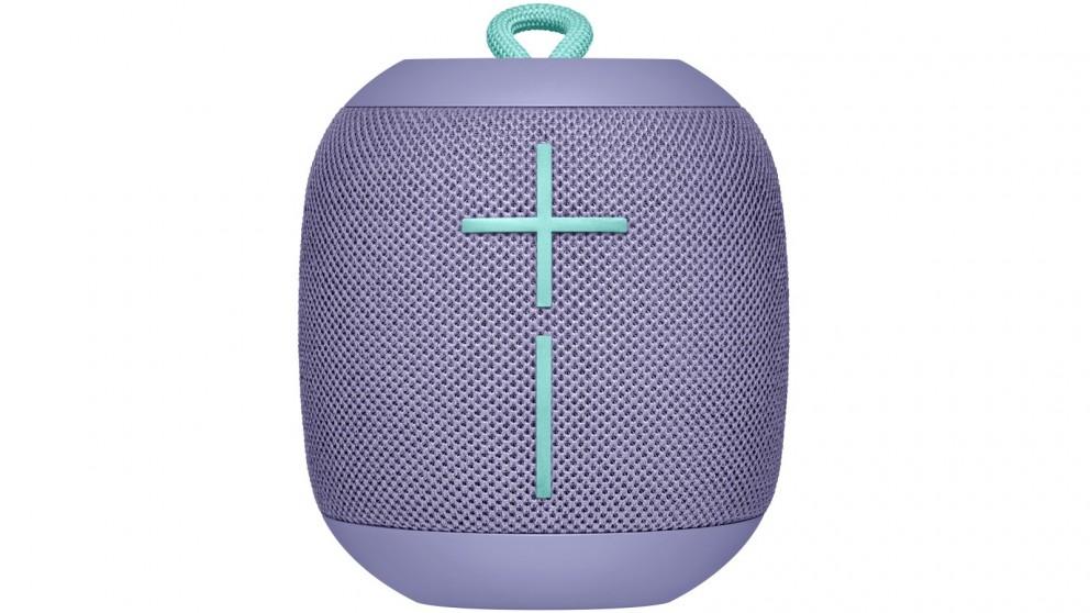 ULTIMATE EARS Wonderboom Portable Bluetooth Speaker - Lilac