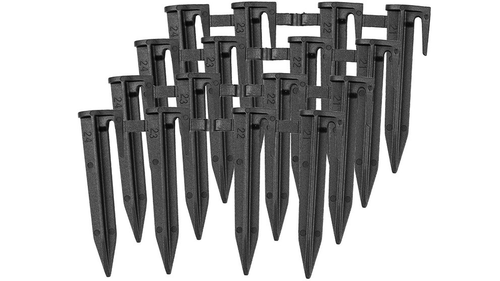 WORX Landroid 83mm Lawn Pegs 200 Pieces