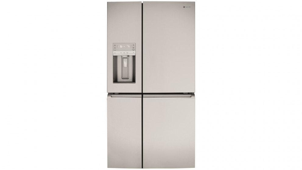 Westinghouse 609L French Door Fridge with Ice and Water Dispenser - Stainless Steel