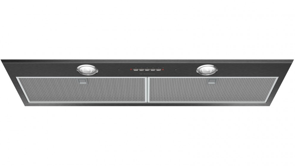 Westinghouse 860mm Integrated Under Cupboard Rangehood - Dark Stainless Steel
