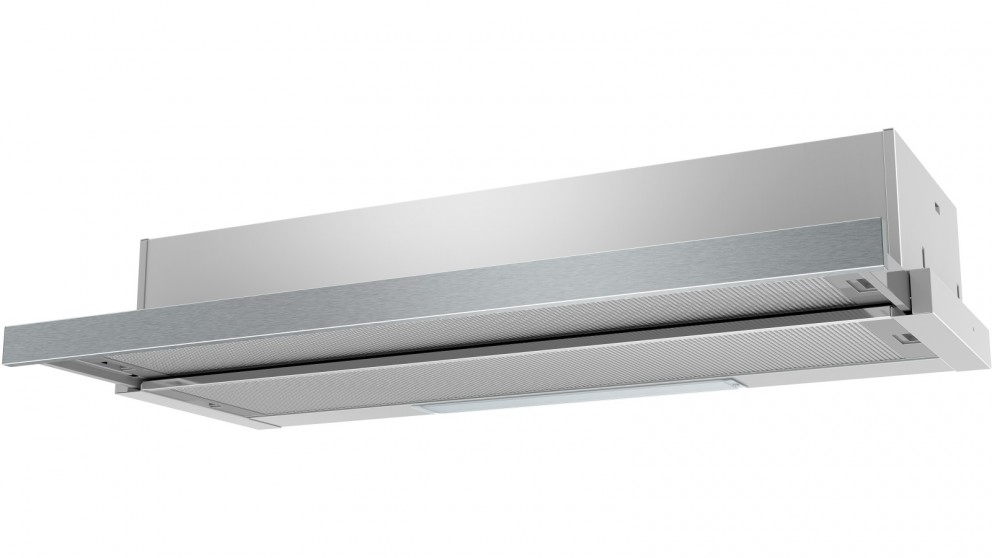 Westinghouse 900mm Slimline Slide-Out Rangehood - Stainless Steel