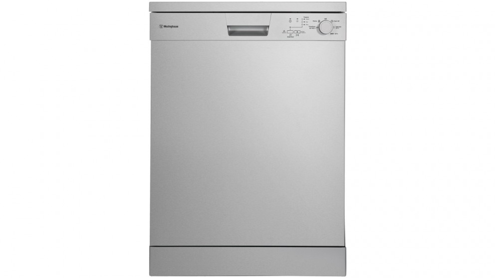 Westinghouse 60cm 13 Place Setting Stainless Steel Freestanding Dishwasher