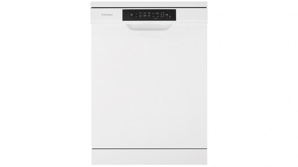 Westinghouse 60cm 13 Place Setting Active Dry Freestanding Dishwasher - White
