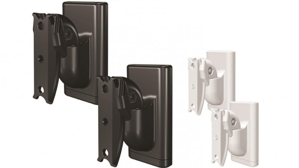 Sanus Pair of Tilt and Swivel Wall Mount for Wireless Speaker