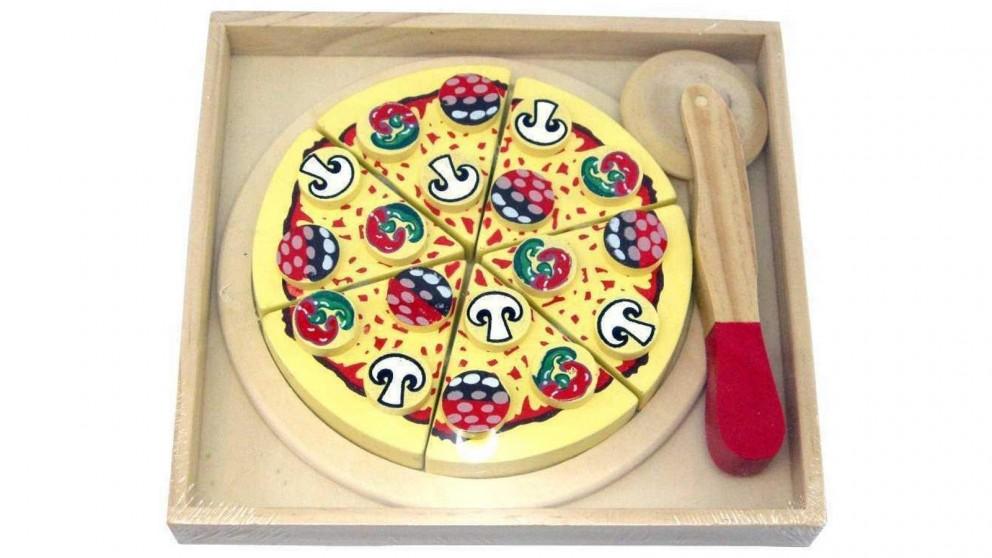 Kaper Kidz Wooden Pizza