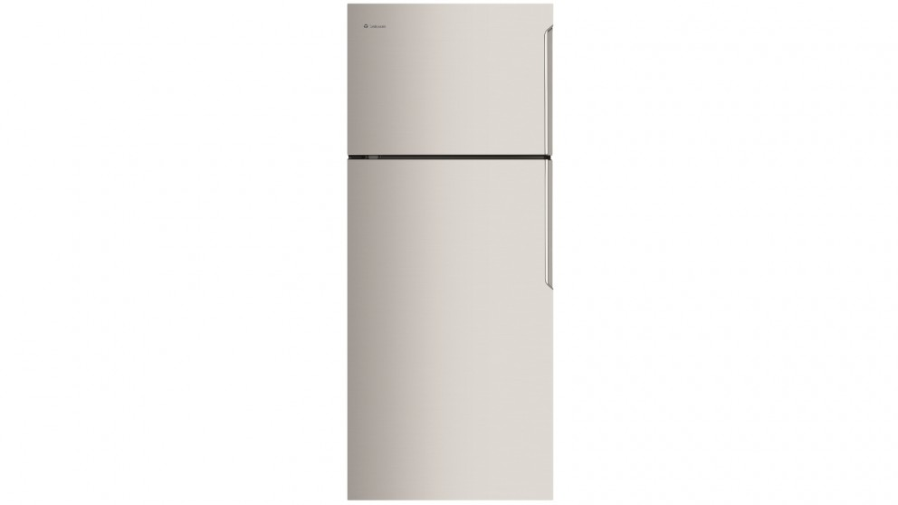 Westinghouse 460L Top Mount Fridge - Stainless Steel