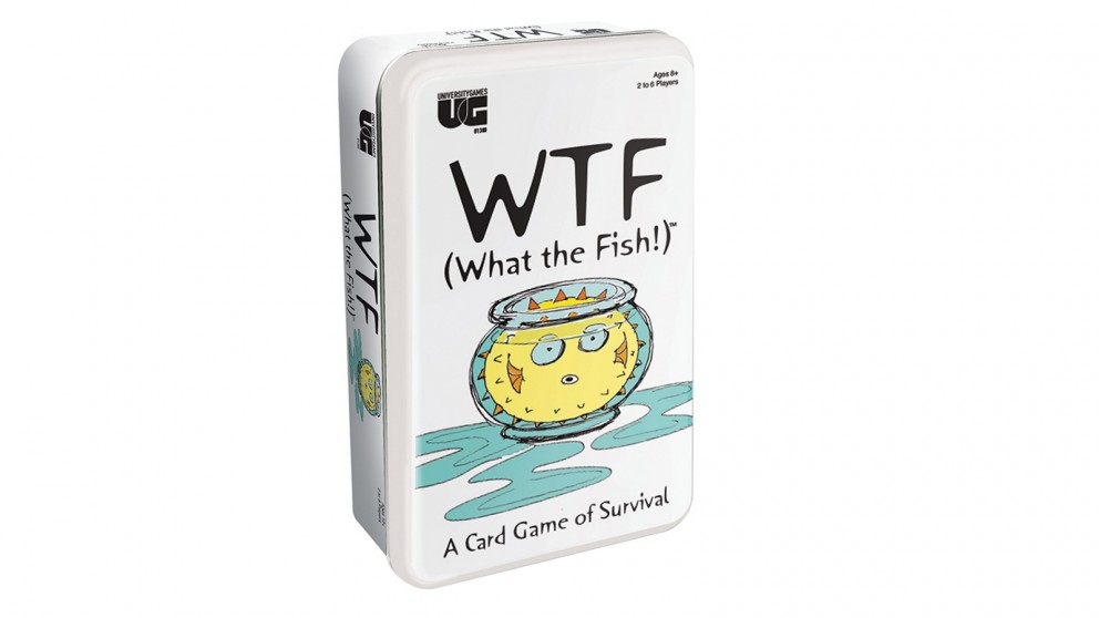 WTF (What the Fish!) Tin