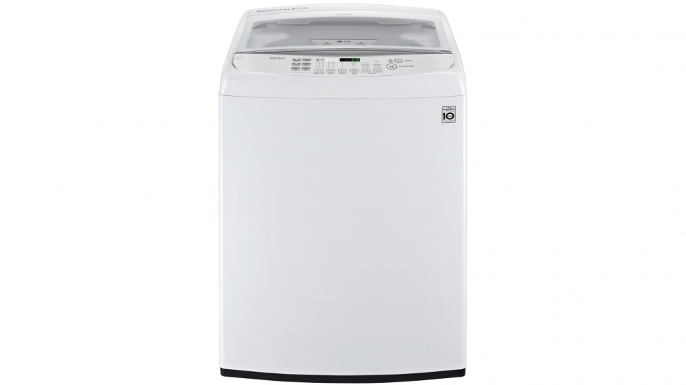 LG 10kg Top Load Washing Machine with 6 Motion Direct Drive & Smart ThinQ