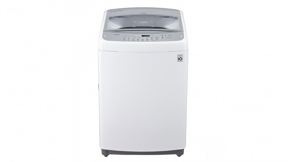 LG 8.5kg Inverter Motor Top Load Washing Machine - White