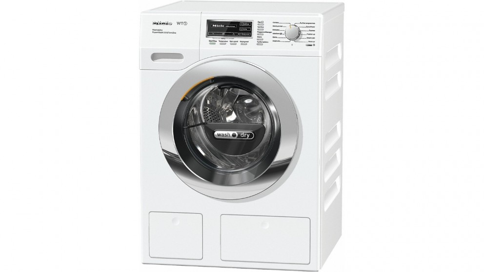 Miele WTH 130 WPM 7kg/4kg Front Load Washer Dryer Combo