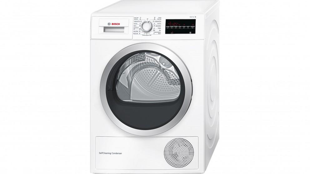 Bosch 9kg Heat Pump Dryer
