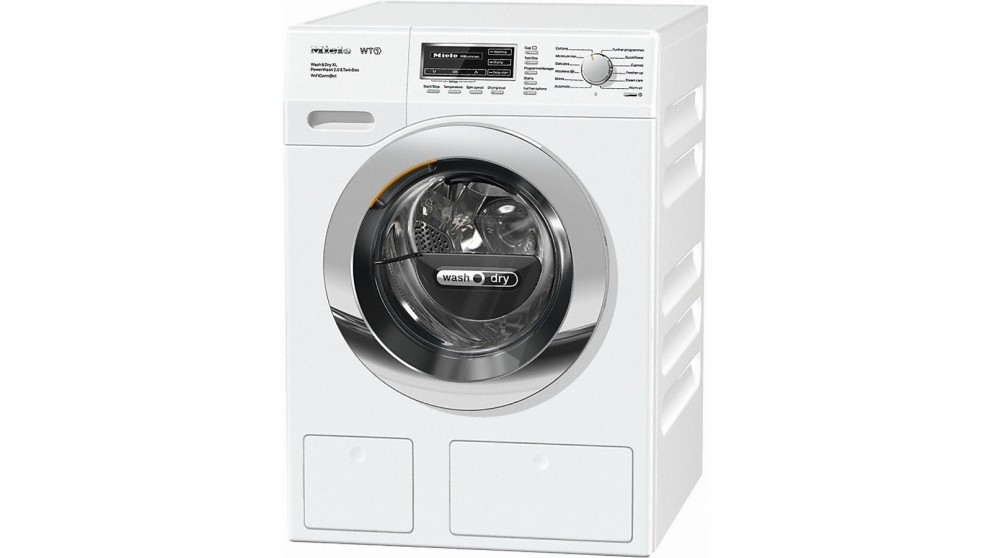 Miele WTZH 730 WPM 8kg/5kg Front Load Washer Dryer Combo