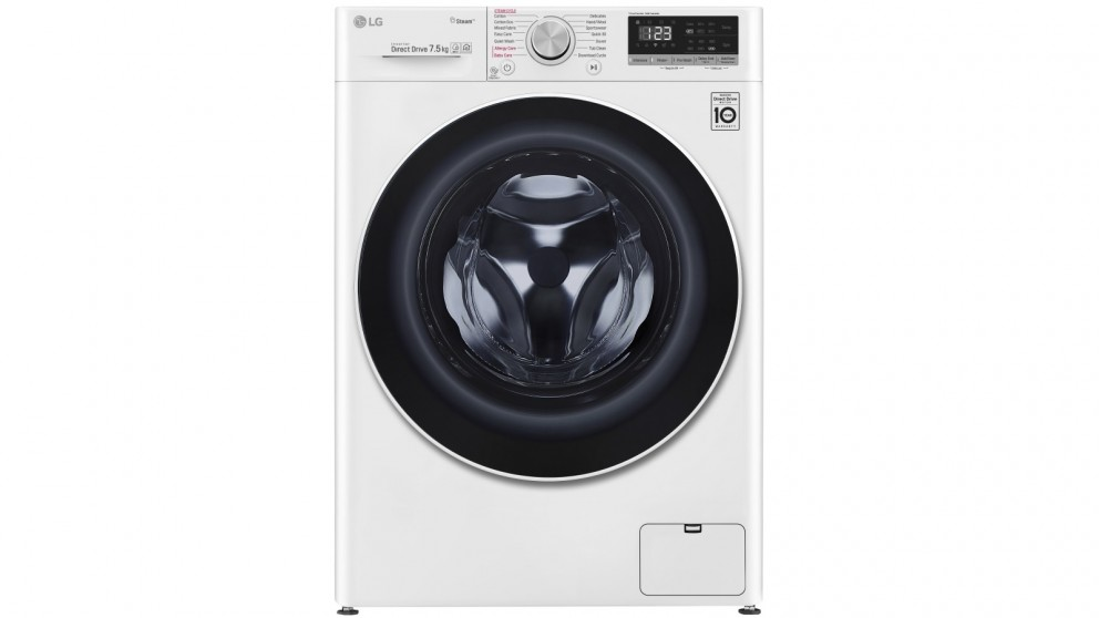 LG Series 5 7.5kg Front Load Washing Machine with Steam