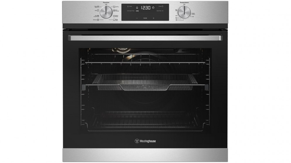 Westinghouse 600mm Stainless Steel Multifunction Oven with AirFry