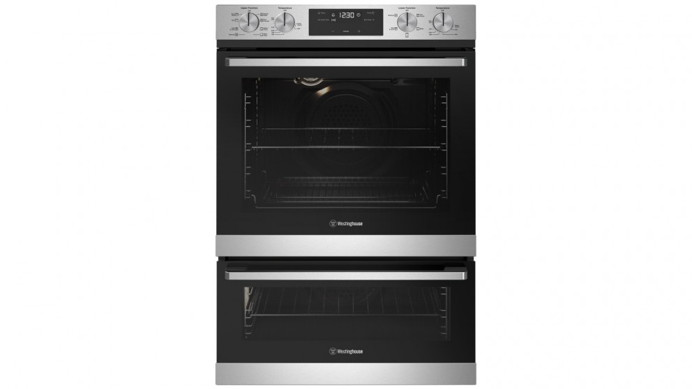 Westinghouse 600mm Stainless Steel Multifunction Duo Oven