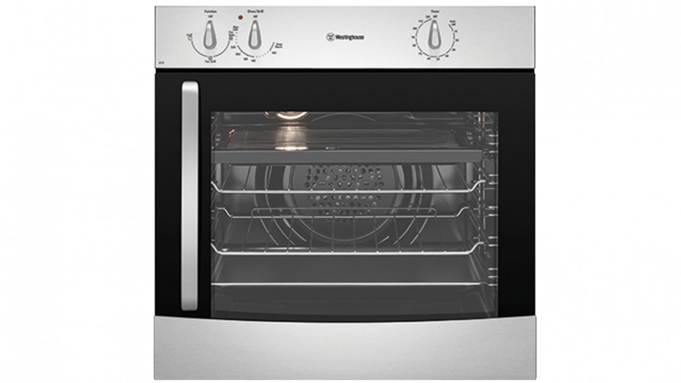 Westinghouse 600mm Oven - Stainless Steel