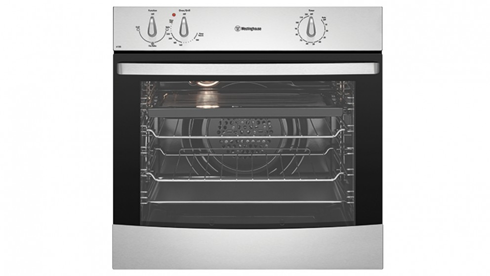 Westinghouse 600mm LPG Oven - Stainless Steel