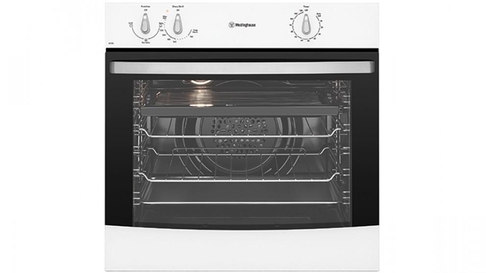 Westinghouse 600mm White Fan Forced LPG Oven