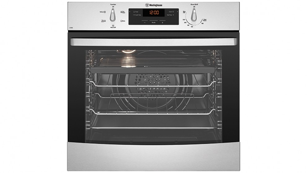 Westinghouse 600mm Stainless Steel Multifunction Natural Gas Oven