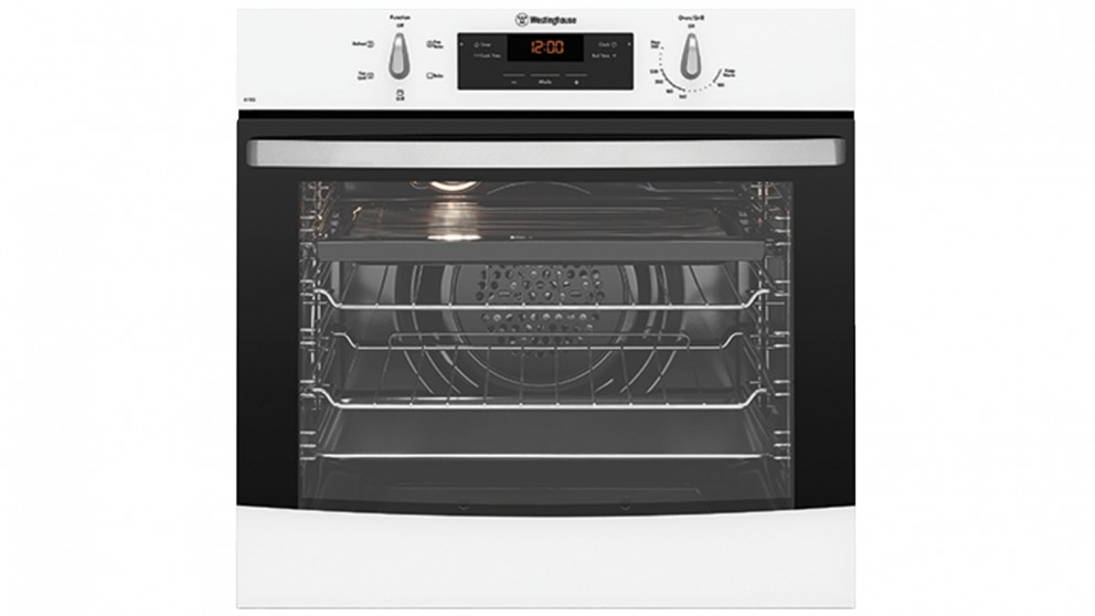 Westinghouse 600mm Oven - White