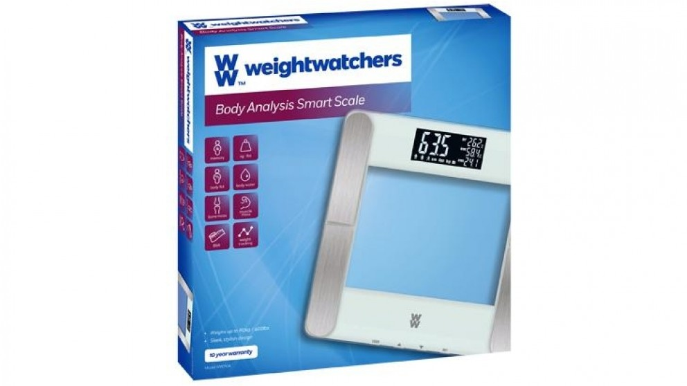 Weight Watcher Body Analysis Smart Scale