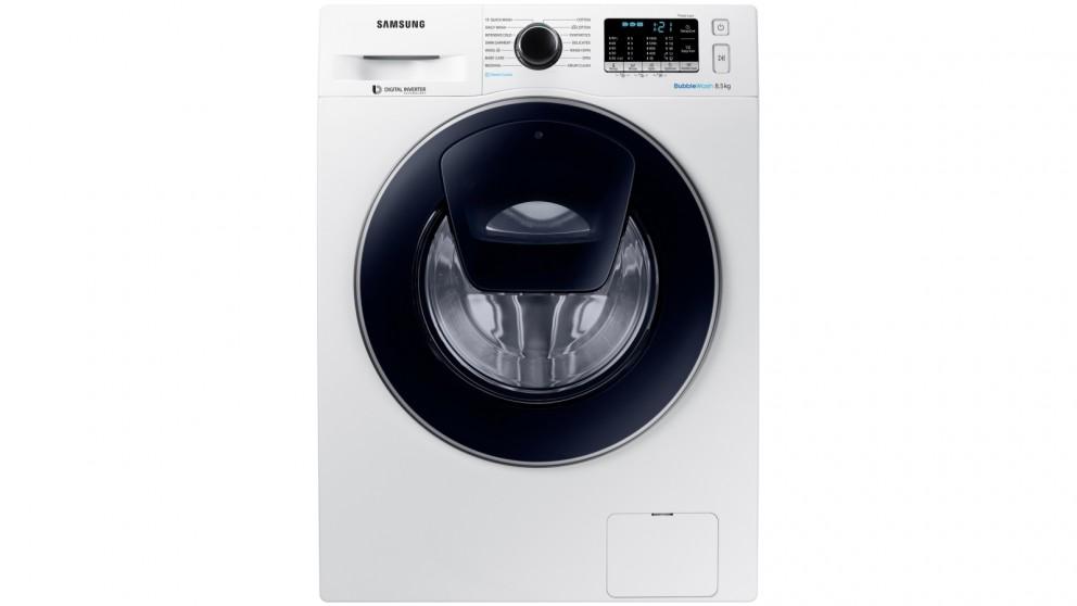 Samsung 8 5kg AddWash Front Load Washing Machine with Steam