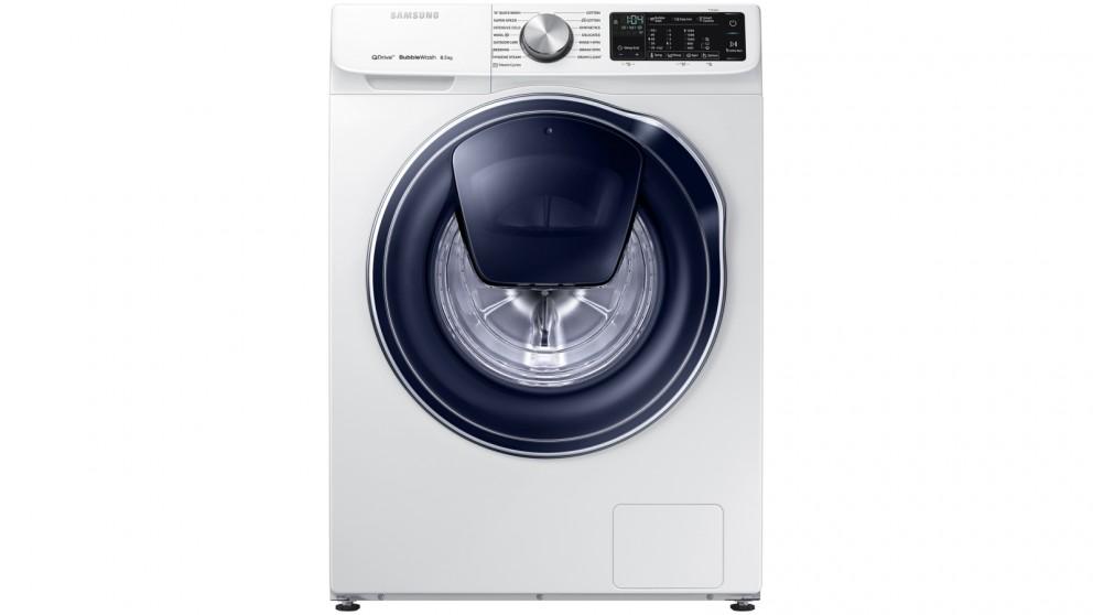 Buy Samsung 85kg Quickdrive Crystal Door Front Load Washing Machine