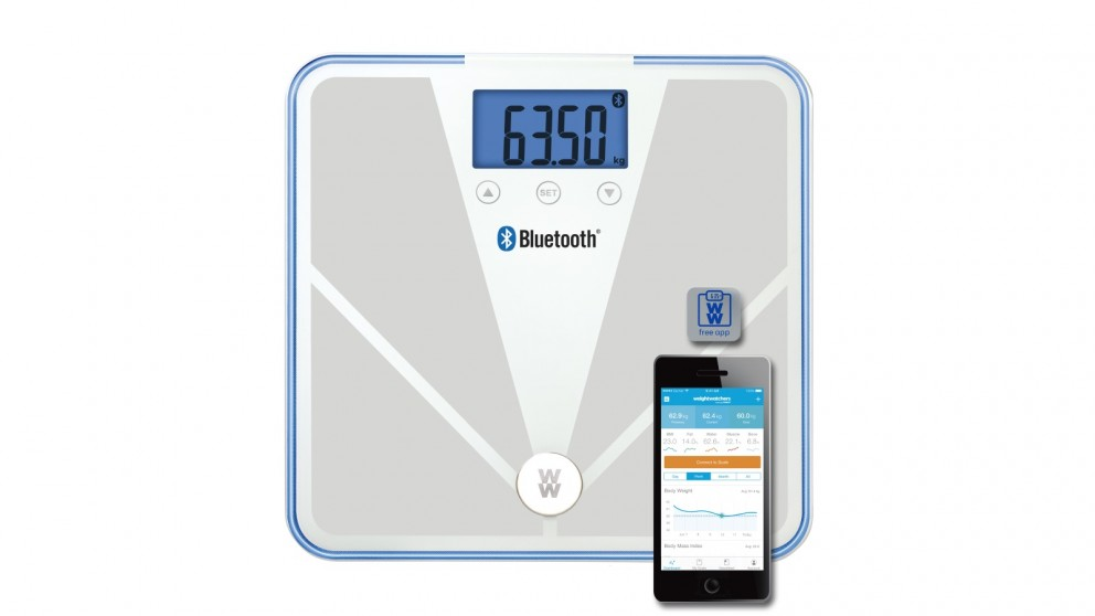 Weight Watchers Body Balance Bluetooth Diagnostic Scale