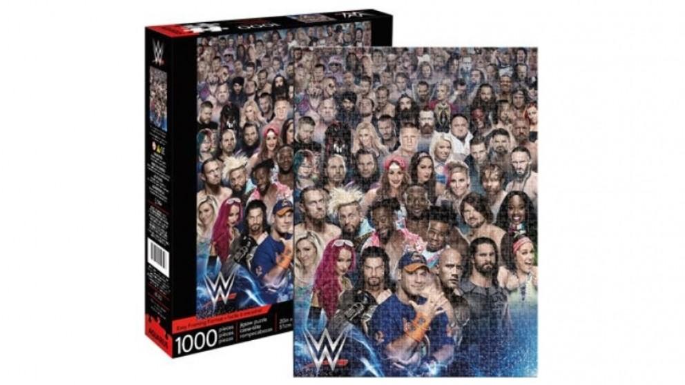 WWE Cast 1000-Pieces Puzzle