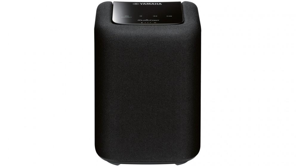 Yamaha WX-010 MusicCast Wireless Multiroom Speaker - Black