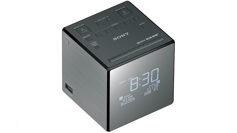 Sony XDRC1DBP DAB+ Clock Radio