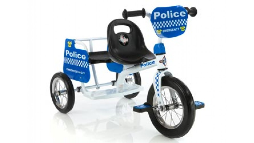 Eurotrike Tandem Police Trike