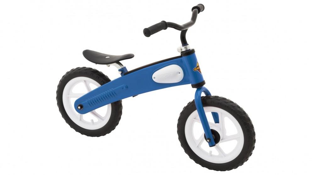 Eurotrike Glide Balance Bike Blue Bikes Scooters