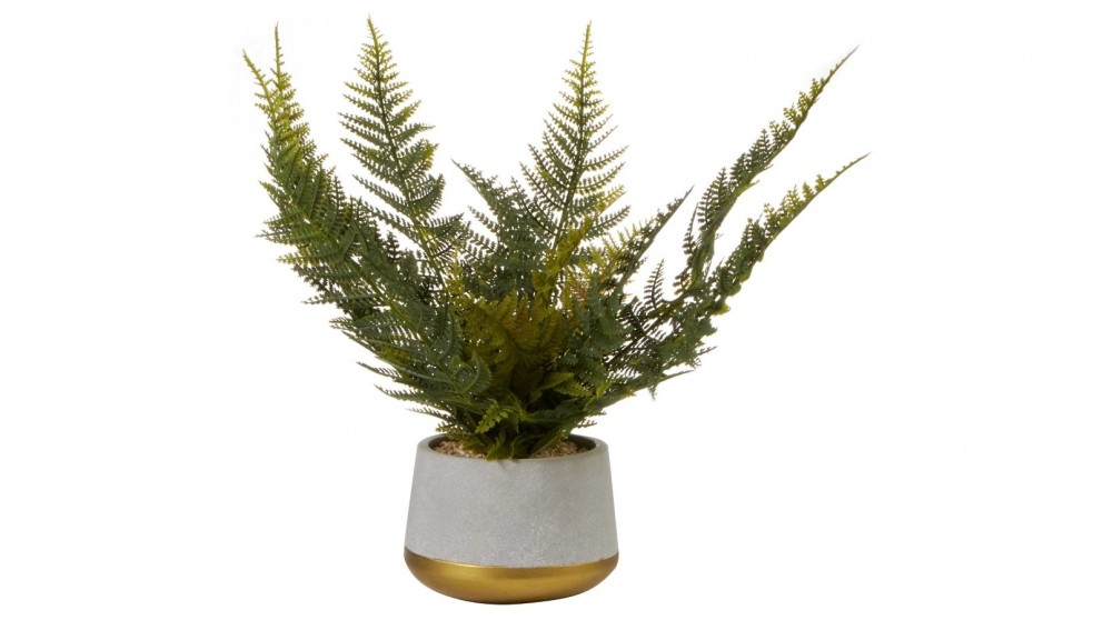 Cooper & Co. Fern Artificial Plant - 40cm