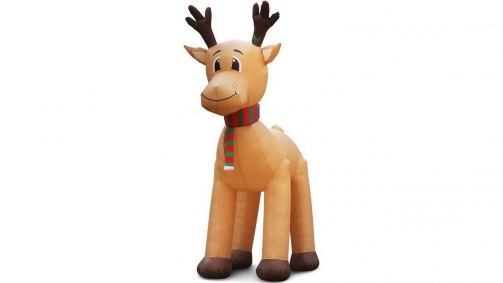 Jingle Jollys 5M Christmas Inflatable Reindeer Giant Deer