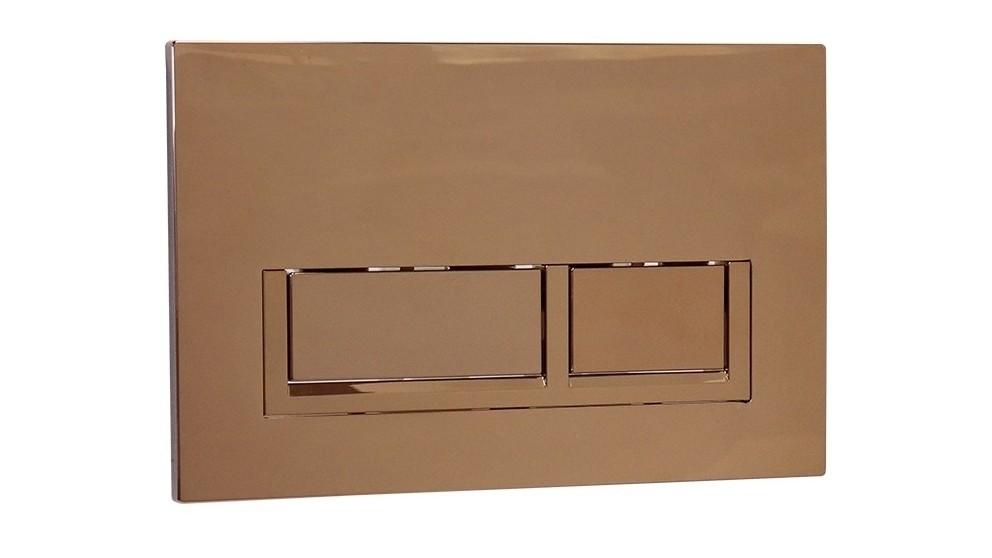 Arcisan Xoni Flush Plate - Rose Gold