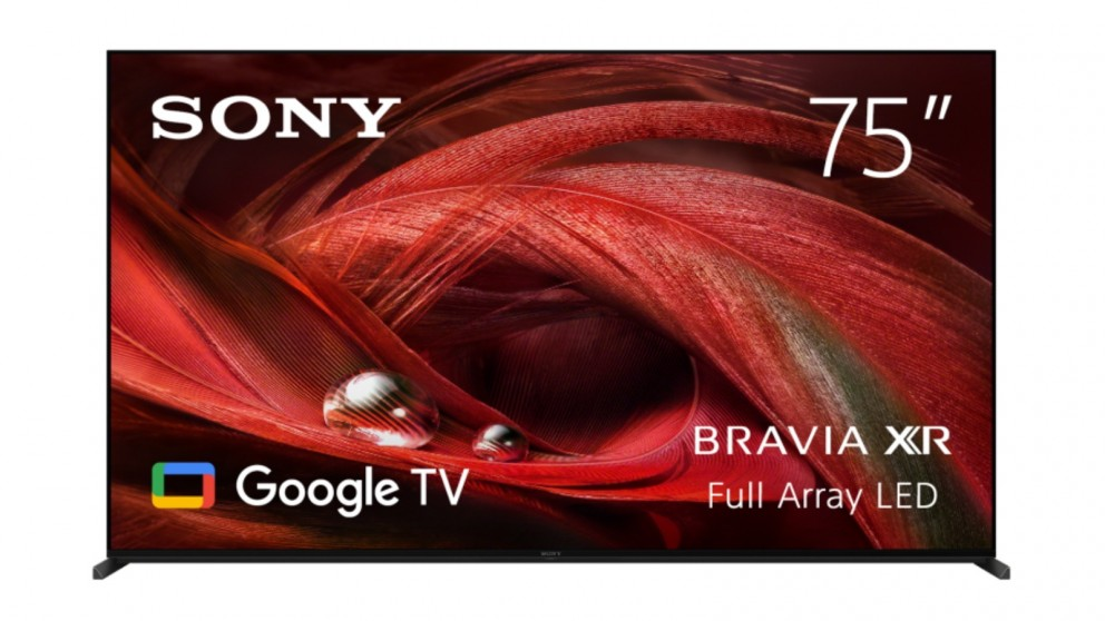 Sony 75-inch XR X95J 4K UHD Full Array LED LCD Google TV