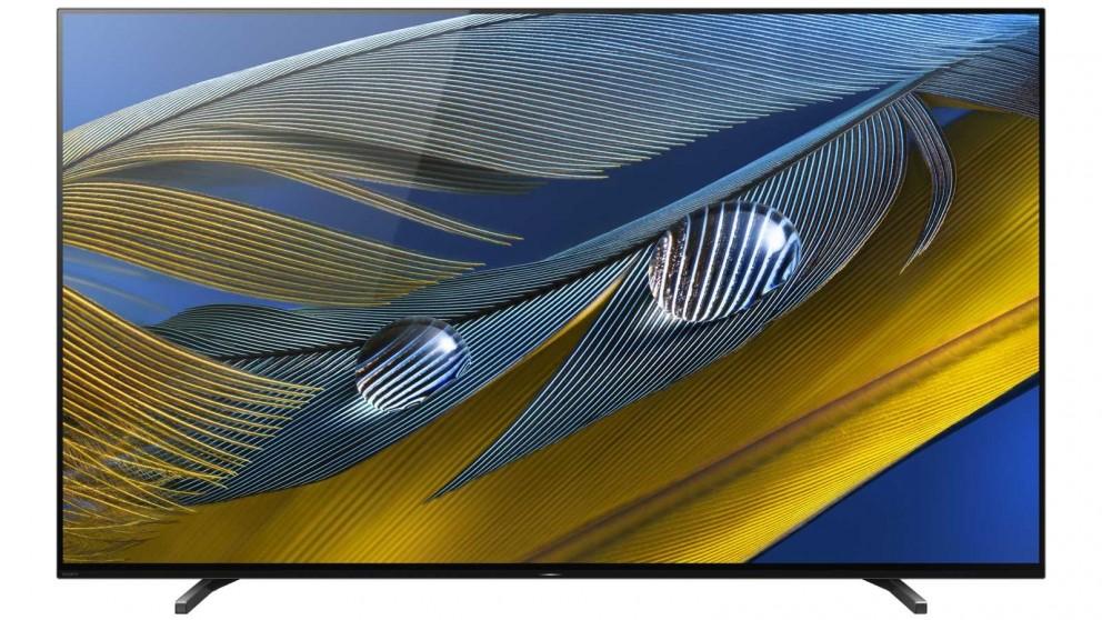 Sony 77-inch XR A80J 4K UHD OLED Google TV