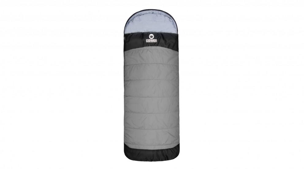 Wildtrak Murray Hooded Jumbo Sleeping Bag