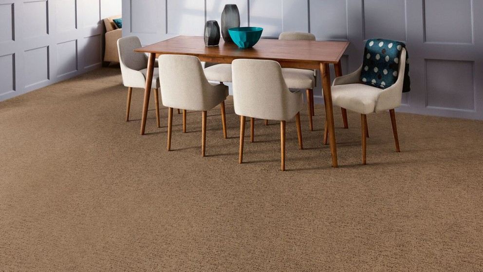 Everstrand Sculptured Touch Honeyed Bronze Carpet Flooring