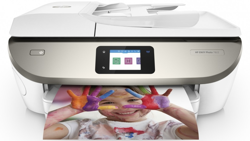 HP Envy Photo 7822 All-in-One Printer - Gold