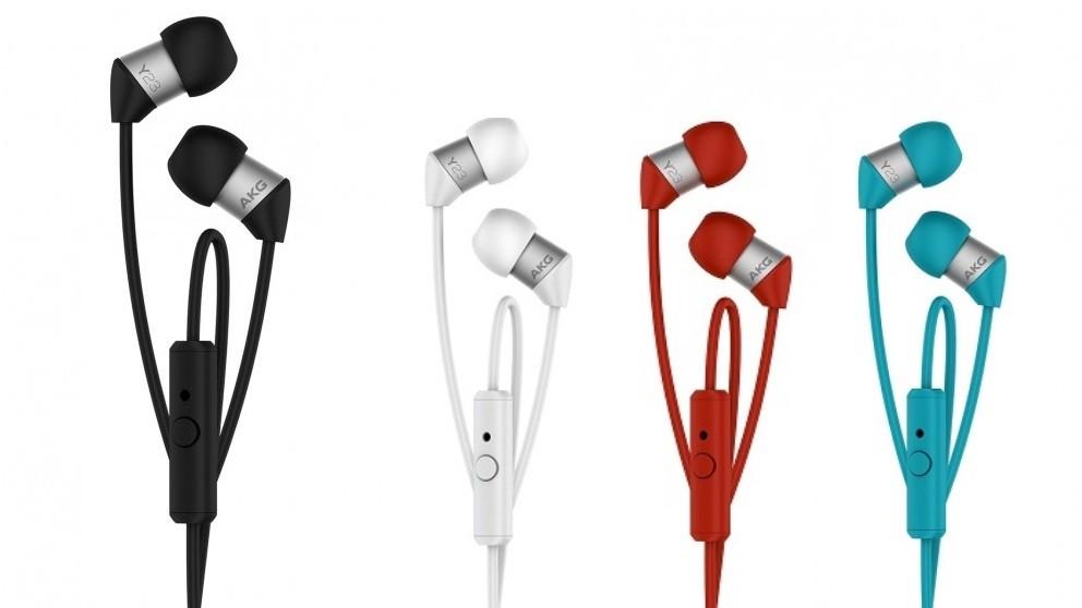 AKG Y23U Ultra Small In-Ear Headphones