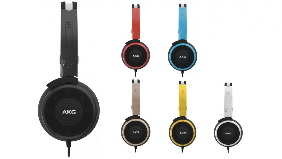 AKG Y30 On-Ear Headphones